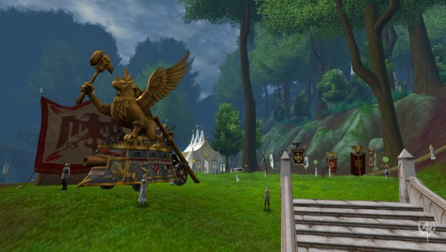 Warhammer Online: Age of Reckoning (War) PC screenshots