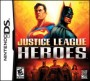 Justice League Heroes - NDS Boxart