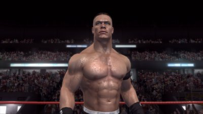 WWE SmackDown vs. RAW 2007 Xbox 360 screenshots