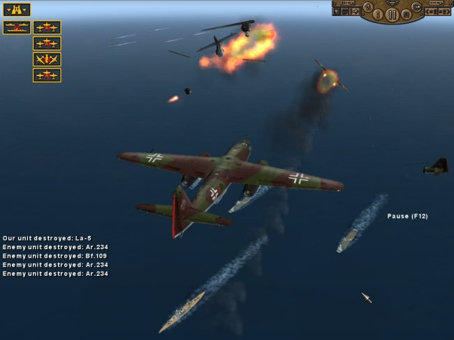 Pacific Storm: Allies PC screenshots