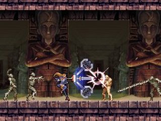 Castlevania: Portrait of Ruin screenshots