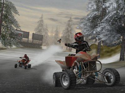 ATV Offroad Fury 4 PS2 screenshots