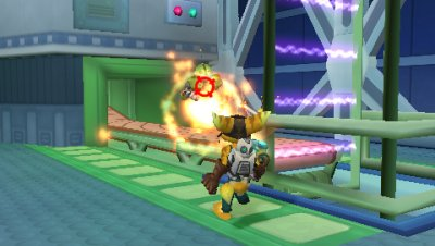Ratchet & Clank: Size Matters screenshots