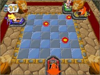 Crash Boom Bang! Nintendo DS screenshots