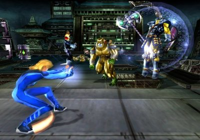 Marvel: Ultimate Alliance Wii screenshots