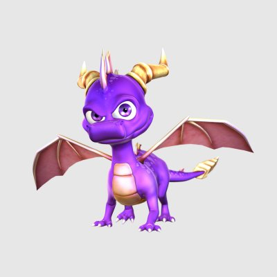 The Legend of Spyro: A New Beginning Nintendo DS screenshots