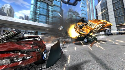 Full Auto 2: Battlelines PlayStation 3 screenshots