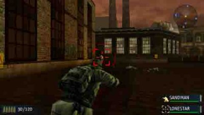 SOCOM: U.S. Navy SEALs Fireteam Bravo 2 PSP screenshots
