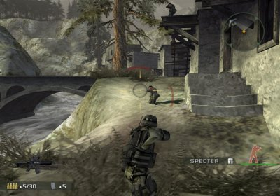 SOCOM: U.S. Navy SEALs Combined Assault screenshots