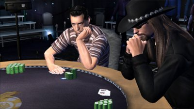 World Series of Poker®: Tournament of Champions PS2 screenshots