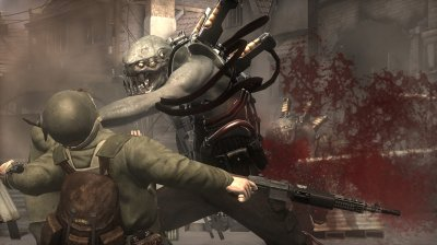 Resistance: Fall of Man PlayStation 3 screenshots