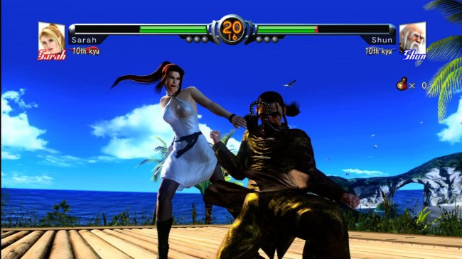 Fighting Games For Xbox 1 : Virtua fighter  review
