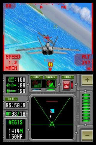 DS Air Nintendo DS screenshots