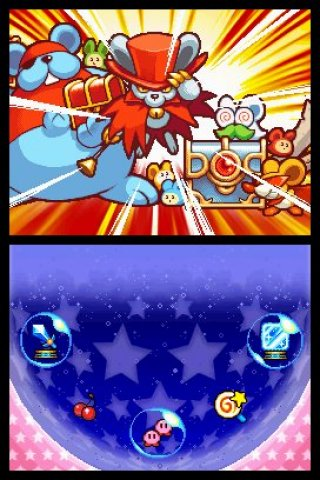 Kirby™ (temporary name) Nintendo DS screenshots