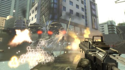 Coded Arms Assault PlayStation 3