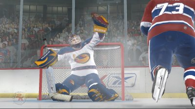NHL 2K7 Xbox 360 screenshots