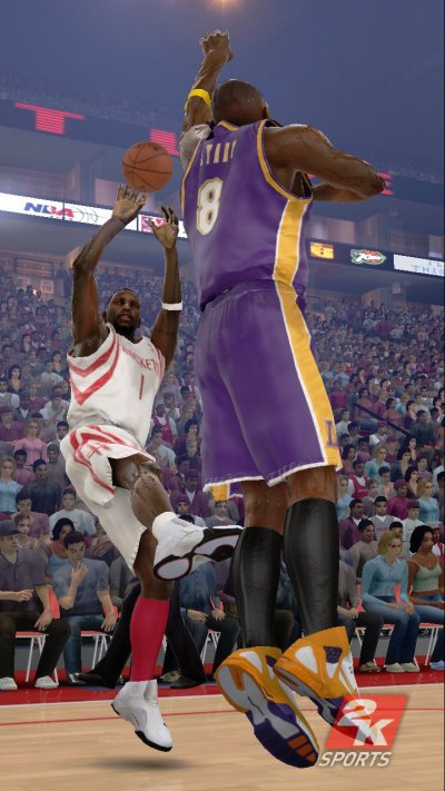 NBA 2K7 Xbox 360 screenshots