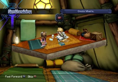 Ar tonelico Melody of Elemia screenshots