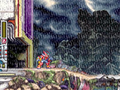 Mega Man ZX Nintendo DS screenshots