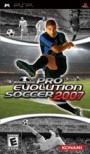 Winning Eleven: Pro Evolution Soccer 2007 Boxart