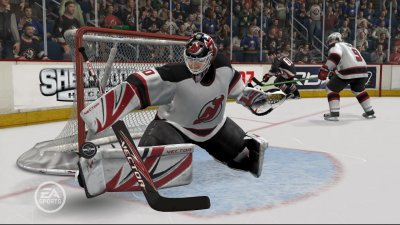 NHL 07 Xbox 360 screenshots