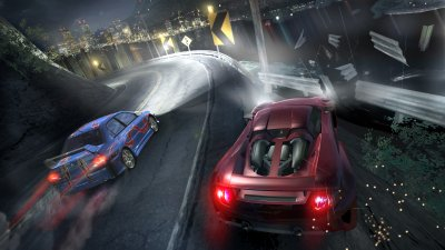 Need for Speed Carbon Xbox 360 screenshots