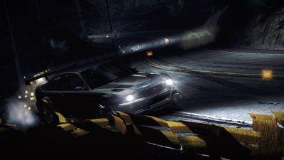 Need for Speed Carbon PlayStation 3 screenshots