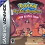 Pokemon Mystery Dungeon: Red Rescue TeamA Boxart