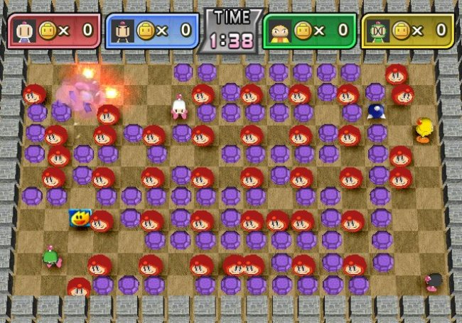 Bomberman land psp rom free download.