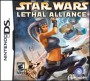 Star Wars: Lethal Alliance - NDS Boxart
