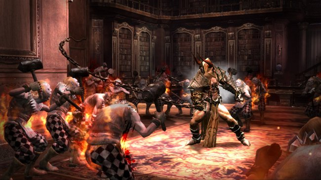 Kingdom Under Fire: Circle of Doom Xbox 360 screenshots