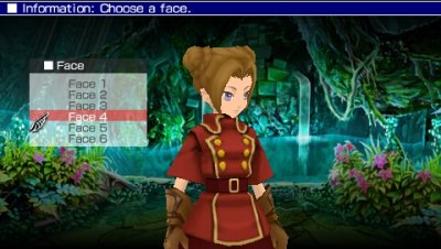 Tales of the World: Radiant Mythology PSP screenshots