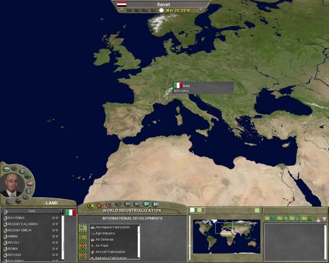 Supreme Ruler 2020 PC screenshots