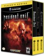 Resident Evil 10th Anniversary Edition - GC Boxart