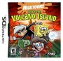 Nicktoons: Battle for Volcano Island - NDS Boxart