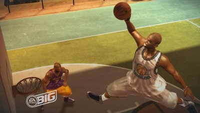 NBA Street: Homecourt PlayStation 3 screenshots