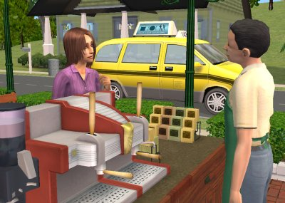 The Sims Life Stories Screenshot