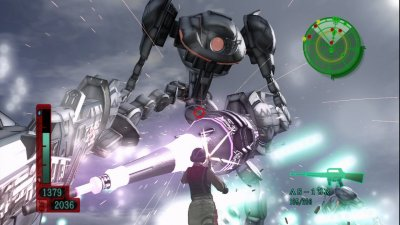 Earth Defense Force X screenshots