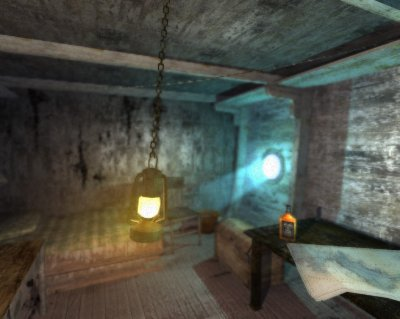 Penumbra: Overture Screenshot