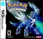Pokemon Diamond - NDS Boxart
