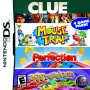 Clue / Perfection / Aggravation / Mouse Trap - NDS Boxart