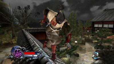 Tenchu Z Xbox 360 screenshots