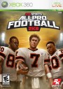 All-Pro Football 2K8 Boxart