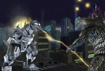 Godzilla: Unleashed Wii screenshots