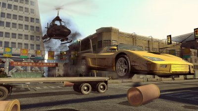 Stuntman: Ignition Xbox 360 screenshots