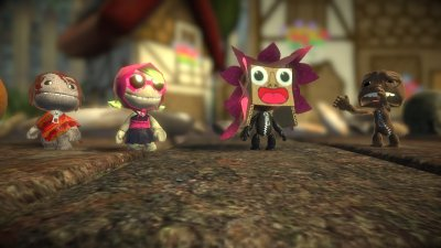 LittleBigPlanet PlayStation 3 screenshots