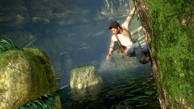 Uncharted: Drake's Fortune PlayStation 3 screenshots
