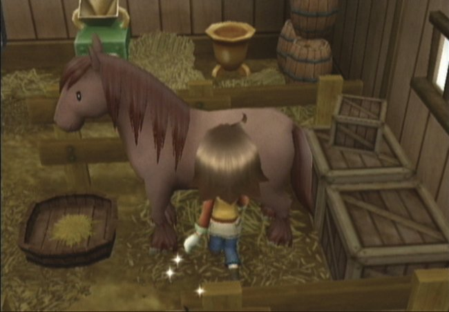 Harvest Moon: Tree of Tranquility Wii screenshots