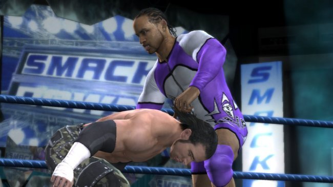 WWE Smackdown Vs. Raw 2008 PlayStation 3 screenshots
