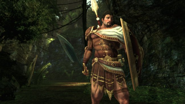 Rise of the Argonauts Xbox 360 screenshots